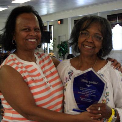 Shirley Garland RBAA Founder
