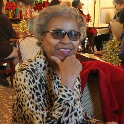 Barbara Johnson RBAA Treasurer