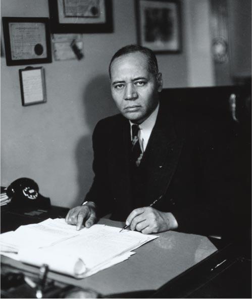 Charles Houston Civil Rights Movement