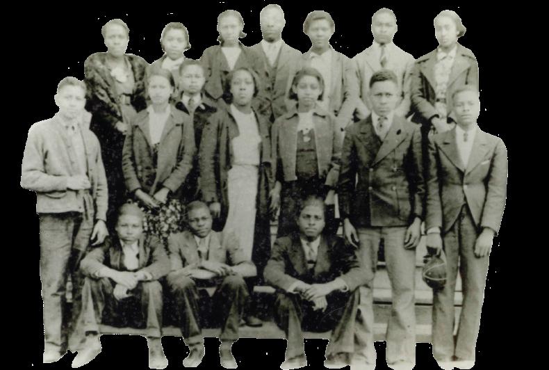 Edgehill Training School Class of 1939