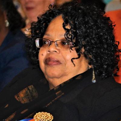 Ernestine Johnson RBAA Assistant Treasurer