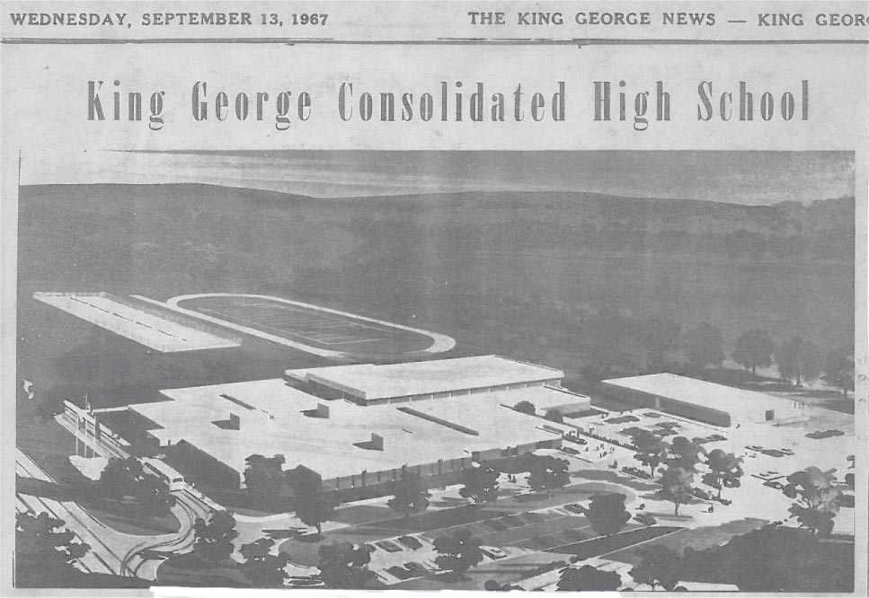 King George Consolidated High School