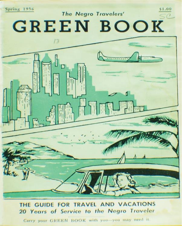 negro traveler's green book 1956