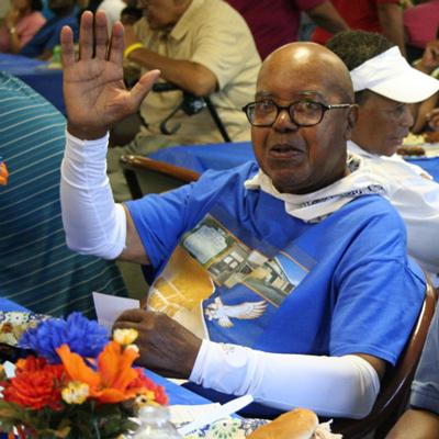 Ralph Aston veteran hero recognition